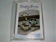 Simply Beads Kit Of The Month-Wire Wrapped Bracelets-BD037