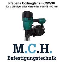 Prebena Coilnagler 7F-CNW90 Druckluftnagler