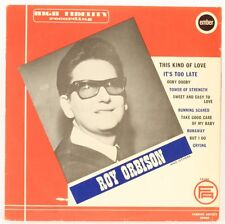 Roy Orbison And Others  Roy Orbison Vinyl Record