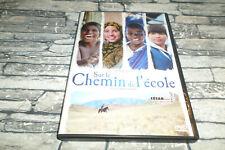 DVD -  SUR LE CHEMIN DE L'ECOLE -  PASCAL PLISSON    / DVD