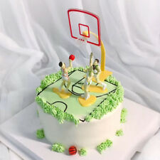 Hot Basketball Team Game Sport Cake Decoration Party Birthday DIY Gift Kids Doll