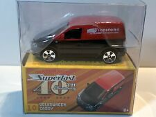 "MATCHBOX MB46/10 VOLKSWAGEN CADDY ""FIRESTONE"" SUPERFAST 40TH ANNIVERSARY"