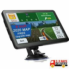 "9""Gps Semi Truck Commercial Driver Big Rig Accessories Navigation System Trucker"