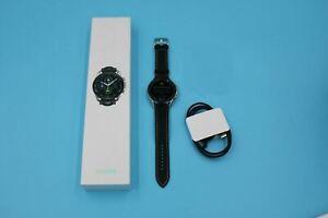 Samsung Galaxy Watch3 SM-R845U Smartwatch 45mm Stainless LTE - Mystic Silver