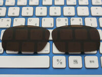 Replacement Brown Polarized Lenses for-Oakley Crankshaft Sunglasses OO9239