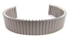 Herzog Flex Band Ersatzband Uhrenarmband Titan Zugband 20mm 21126