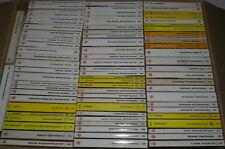 80 Stück  Bücher vom Goldmann Verlag - Guter bis sehr guter Zustand!