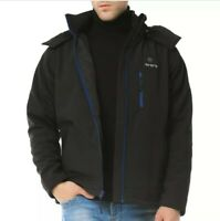 Ororo Mens XL Heated Jacket Portable Battery Rechargeable Winter