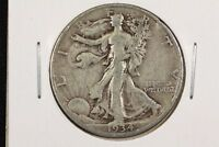 1934-S 50C Walking Liberty Half Dollar, Fine