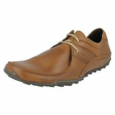 Base London Spring Excel Waxy Leather Casual Lace up Shoes Large Sizes UK 12 EU 47 Tan