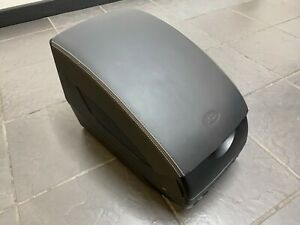 Land Rover Portable Black Leather Topped Cool Box For Rear Seat