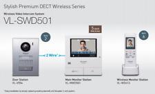 PREMIUM PANASONIC Wireless Video Intercom System  VL-SWD501BX 240V Free Post