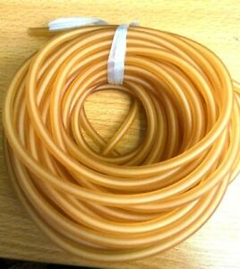 500mm Natural Latex Rubber Surgical Tube Band Elastic for Slingshot 2mmx5mm