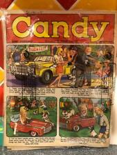 CANDY 90 GERRY ANDERSON COMIC Candy & Andy