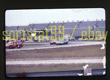 1980 Daytona 24 Hrs - Porsche / Corvette / Camaro - Vintage 35mm Race Slide