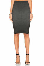 Below Knee Straight, Pencil Striped Skirts for Women