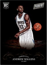 2014 Panini Black Friday Collection #5 Andrew Wiggins BK - NM-MT