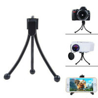 Universal Mini Projector Stand 1/4inch Tripod Mount Holder For Camera DLP LCD