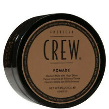 American Crew 3 oz Classic Pomade Medium hold with high shine Authentic $17.95
