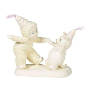 Snowbabies 6005820 Birthday Dance Figurine