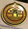 1989 Dodgers UNOCAL 76 pin #5, NEW in Package, World Series vs White Sox VINTAGE