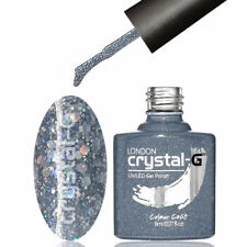 CHOOSE FROM 247 COLOURS OF CRYSTAL G - SALON PROFESSIONAL UV LED GEL NAIL POLISH