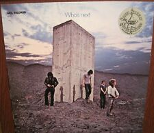 THE WHO - WHO'S NEXT - LP re USA -  Power Pop MOD Pete Townshend oop L@@K