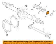 GM OEM Axle Housing-Rear-Adjust Nut 341509