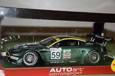 1:18 Autoart Aston Martin DBR9 n.59 24h LM 2005 cod 80507