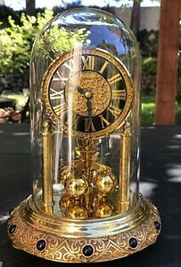 Vintage Kern 400-day Anniversary Clock