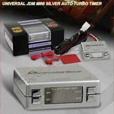 Universal Silver Digital Display Mini Auto Turbo Cooldown Timer Controller