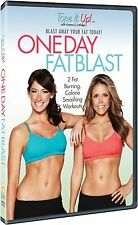 One Day Fat Blast DVD Tone It Up Karena Dawn Katrina Hodgson