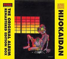 Hijoukaidan - Original Album Remastered Edition Box - JAPAN Import - NEU / NEW