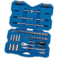 """Draper Expert® Hi-Torq 40 Piece 3/8""""dr Metric/AF Socket Set 02353"""