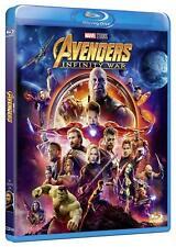 AVENGERS 3 Infinity War (BLU-RAY) MARVEL STUDIOS