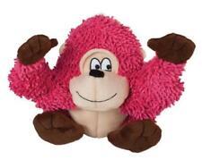NEW Pink Shaggy Gorilla Dog Toy Tender-Tuffs Big Shot TearBlok by Smart Pet Love