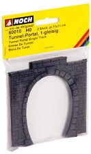 Noch 60010 Tunnel-Portal Kunststoff 1-gleisig