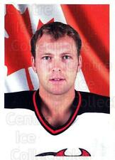 2001-02 Parkhurst Waving the Flag #6 Martin Brodeur