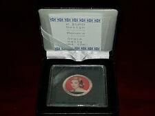 🇲🇨 MONACO 🇲🇨 2 Euro 💥 Grace Kelly 💥 Kaltemaille & 24K Gold Auflage !