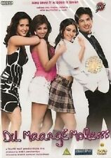 DIL MAANGE MORE - BOLLYWOOD ORIGINAL DVD - FREE POST