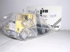 "HERPA #15235  G.M.C.General 10 Wheel Cab ""Yellow"" H.O.Gauge"