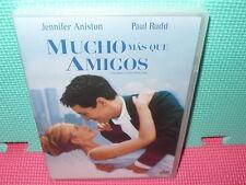 MUCHO MAS QUE AMIGOS - PRECINTADA - dvd