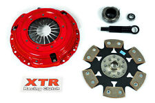 XTR PREMIUM 4 CLUTCH KIT FOR 88-91 HONDA CIVIC EF9 CRX EF8 Si-R JDM B16A CABLE