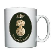 Royal Dublin Fusiliers  -  Personalised Mug