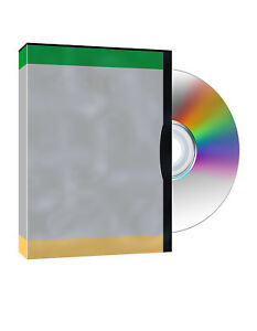 100x DVD albums: Case, Cover, Thermal print & copying