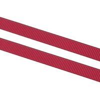 10 m Ripsband 10mm Webband Borte Zierband Nähen Band Scrapbooking Weinrot C251