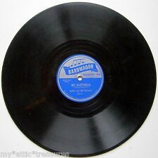 78 Record ~ ALICE and JIM NELSON: My Happiness, That Old Fashioned Girl of Mine