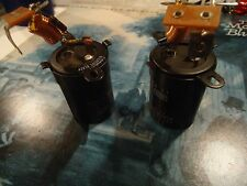 Marantz 2230 Stereo Receiver Parting Out Coupling Capacitor Pair