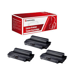 Laser 3Pcs ML-D3470A ML-D3470B Compatible Toner Cartridge for Samsung ML-3470D