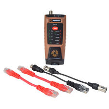 Southwire M550 Analog DataComm Tester RJ45 Data Coax Video Cable LED test Meter